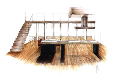 ecole d 39 architecture d 39 int rieur et design en suisse ouvert la france cours du soir. Black Bedroom Furniture Sets. Home Design Ideas